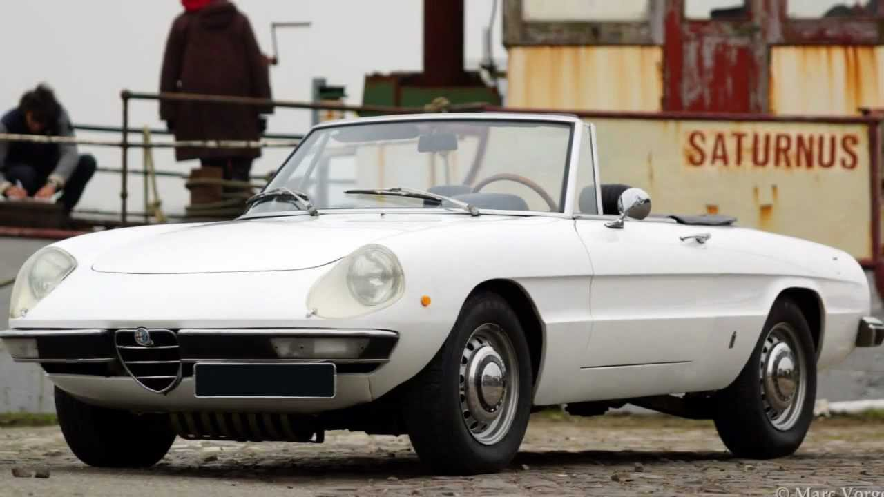 Alfa Romeo Duetto Pictures Posters News And Videos On Your Gtv6 Wiring Diagram Picture Proposed Ac Gtv Diaoyurcomcom Roadmap