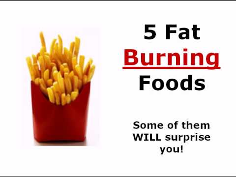 Belly Fat Burning Foods List