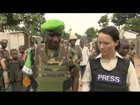 Rwandan soldiers play special role in CAR
