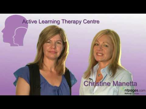 Christine and Lorraine from Active Learning Therapy Centre in Essendon, Victoria