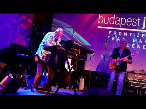 FRONT Band feat. Dénes Makovics - Jibber Jabber Funk. Budapest Jazz Club