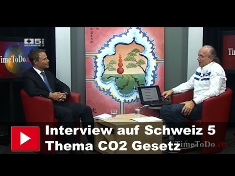 TV Interview Auto Kunz - Thema CO2 Steuern Schweiz