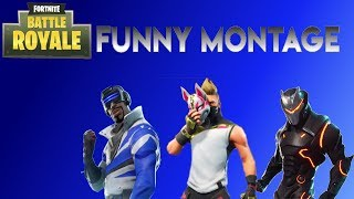 Fortnite Funny Montage And Fails