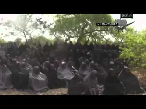 November 1 2014 Breaking News Nigerian Terrorist Leader says kidnapped girls married off
