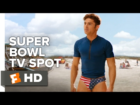 Baywatch Super Bowl TV Spot (2017) | Movieclips Trailers