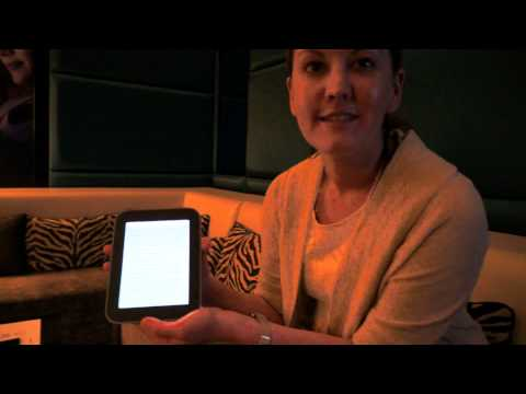 Hands-on with the Nook Simple Touch with GlowLight