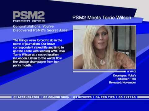 PSM2 interviews Torrie Wilson