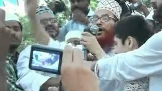 Download Delwar hossain sayeedi son rafik bin sayeedi janaza 3Gp Mp4