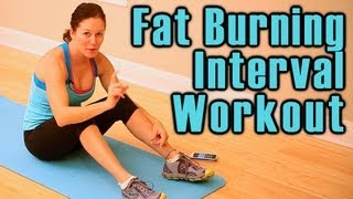 Full Body Fat Burning Workout, 8 Minute Home Cardio Fitness Routine | Dena Psychetruth