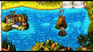 Donkey Kong Country 3 How to get to Krematoa