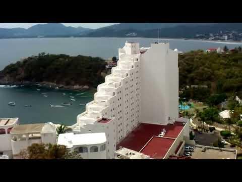 Playa la audiencia Manzanillo Colima Mexico