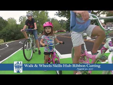 view Walk & Wheels Skills Hub! video