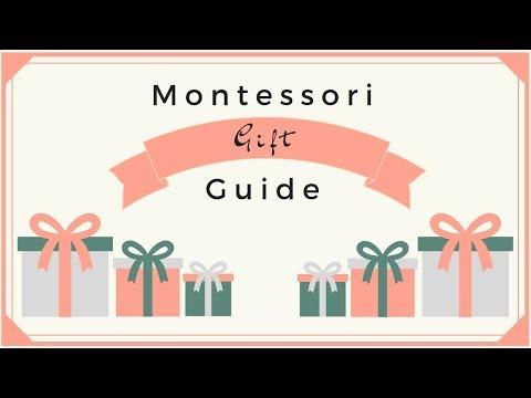 Montessori Gift Guide | Toddler Toys | Ad