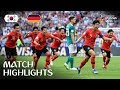"Korea Republic v Germany - 2018 FIFA World Cup Russiaâ""¢ - Match 43"