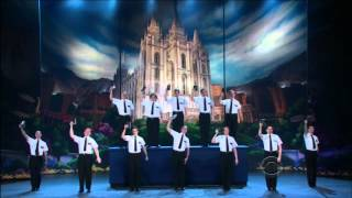 2012 Tony Awards - Book of Mormon Musical Opening Number - Hello
