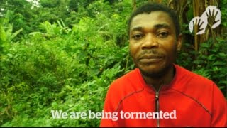 "Baka ""Pygmies"" abused in the name of conservation"