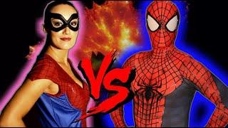 SPIDER-MAN vs SPIDER-GIRL