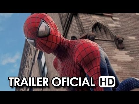 O Espetacular Homem-Aranha 2: A Ameaça de Electro - Trailer Oficial Dublado (2014) HD