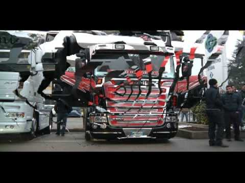 Scania R Meeting Padova Cartura