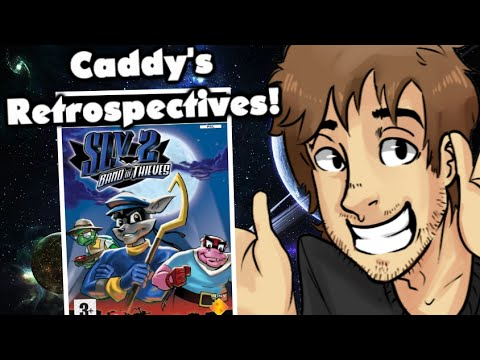Sly Cooper (Part 2) - Caddy's Retrospectives!