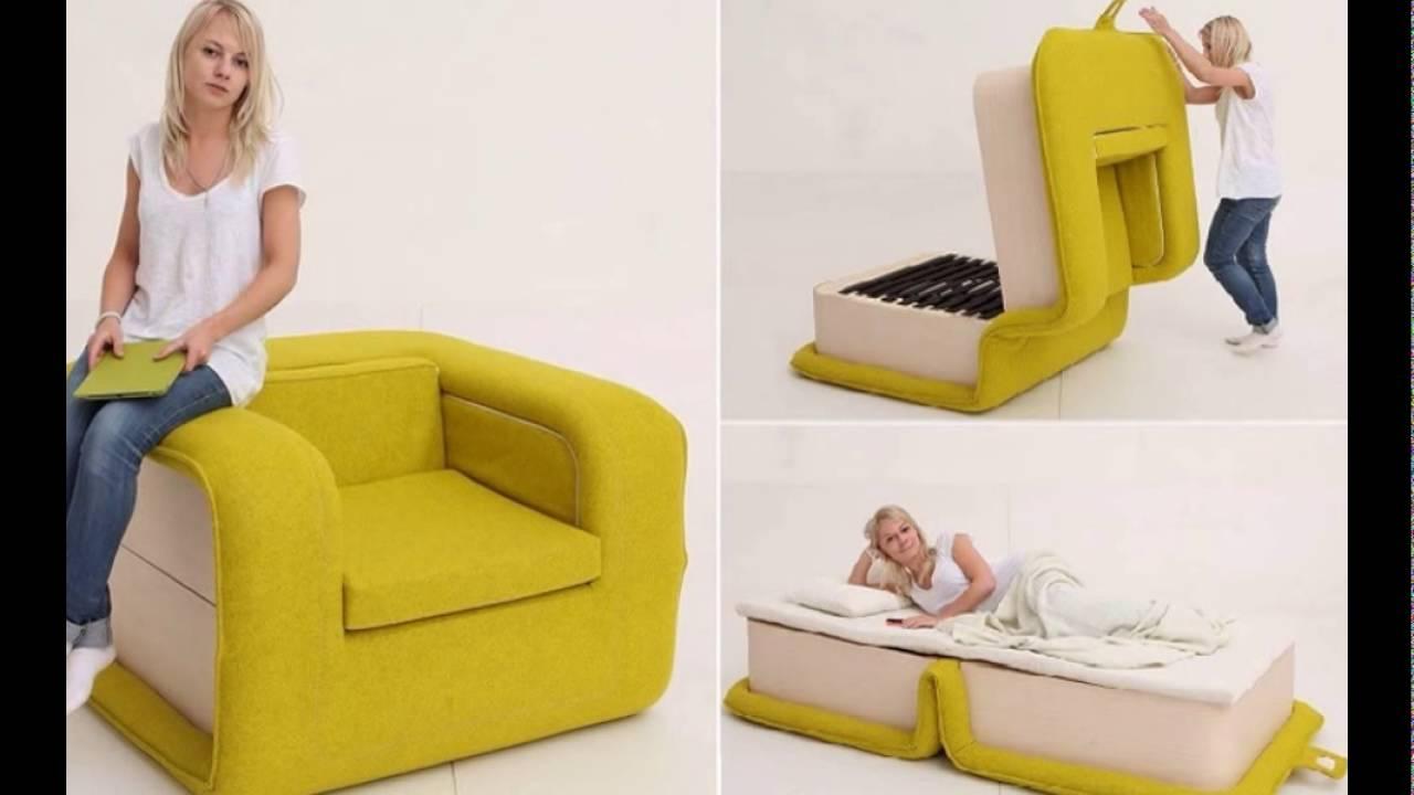 Кресло мягкое раскладное - идеи для дома.