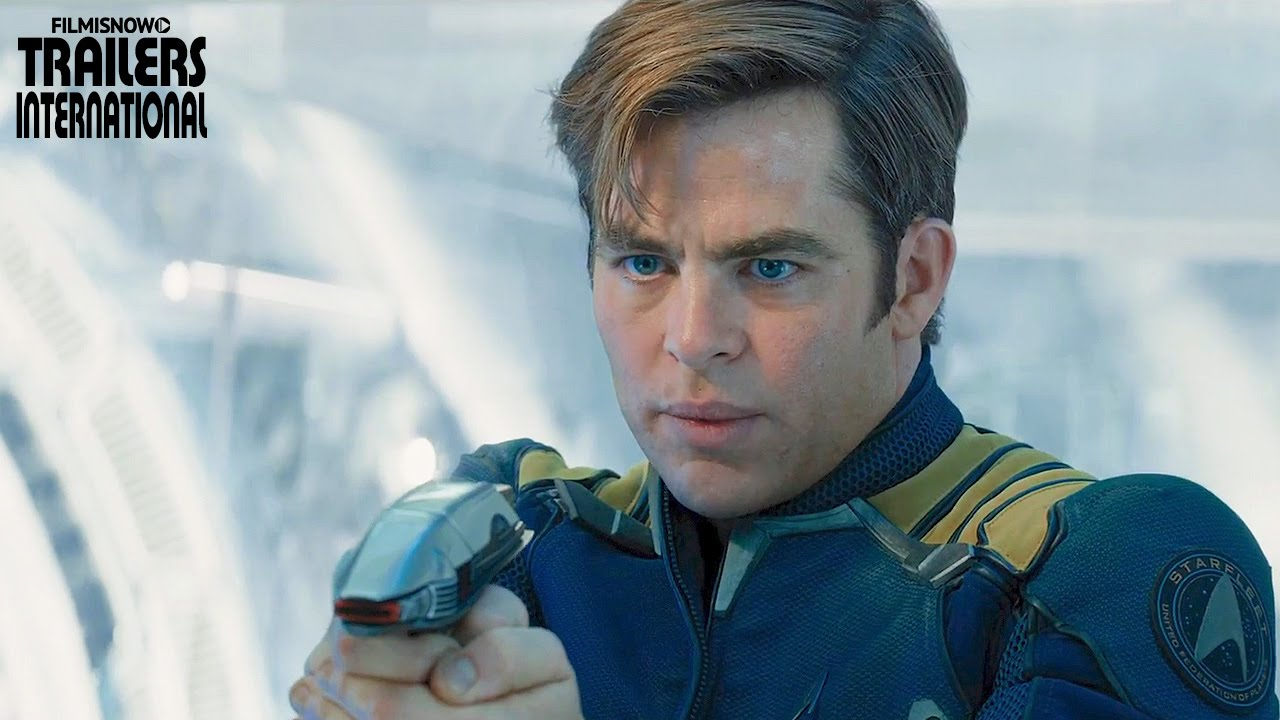 Star Trek: Sem Fronteiras | Novo Trailer Legendado + Dublado [Chris Pine] HD