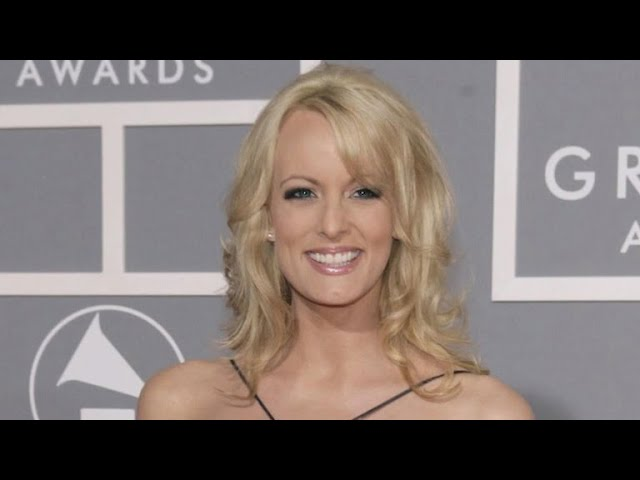 Trump says he didn't know about Stormy Daniels payment