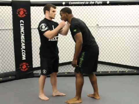 Clinch Gear MMA Technique of the Week - Tyron Woodley Defending the Clinch Image 1