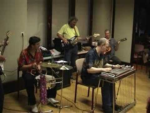 Steel Guitar - Panhandle Rag 2008