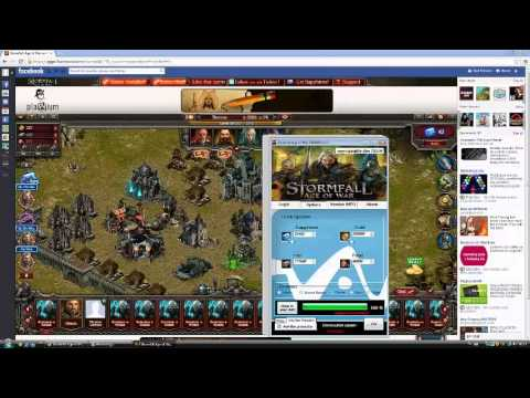 Stormfall Age of War TRAINER v2.3 [ WORKING VIDEO ]