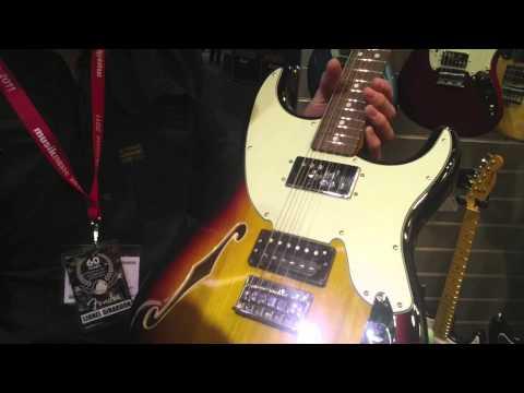 Musikmesse 2011 : La série Fender Pawn Shop