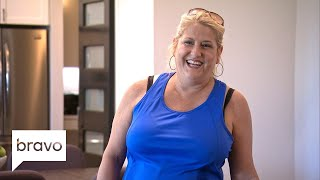 Pumps' Emotional Reaction To Her Surprise Renovation | Sweet Home: S2, Ep3 | Bravo