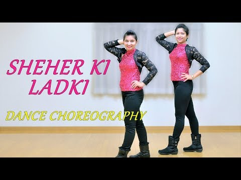 Download Lagu  Sheher Ki Ladki Song   Badshah   Dance Cover   Mayukas Choreography   Khandaani Shafakhana Mp3 Free
