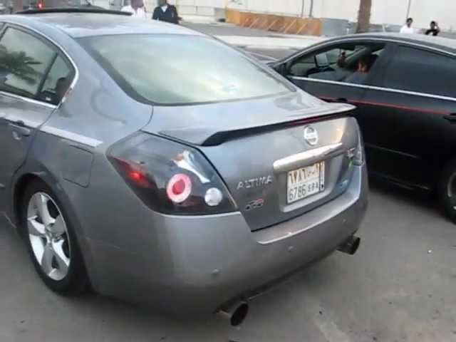 nissan altima 2.5 HKS Exhaust System +ALTIMA 3.5 gredy