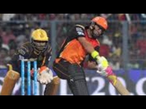 IPL 2016   Eliminator   Sunrisers Hyderabad vs Kolkata Knight Riders   Yuvraj Drives SRH To 162 Runs
