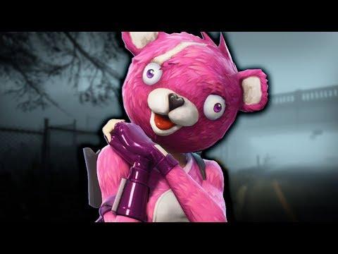 Creepiest Girl Fortnite Player