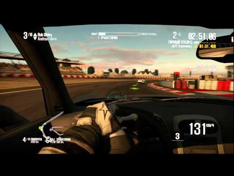 Need for Speed SHiFT 2 Unleashed Walkthrough Video Guide Gameplay