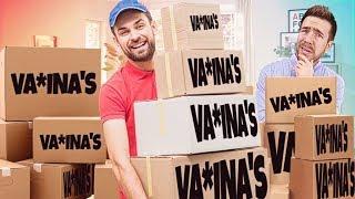 I Have Too Many VA*INA'S Lying Around The House...