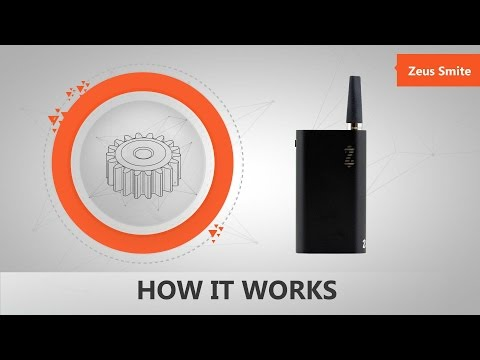 Zeus Smite Vaporizer -Tutorial - TorontoV TV [HD]