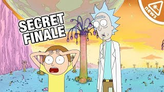 Could There Be a Secret Rick and Morty Finale Coming? (Nerdist News w/ Jessica Chobot)