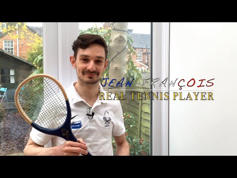100% Freestyle: Real Tennis Player