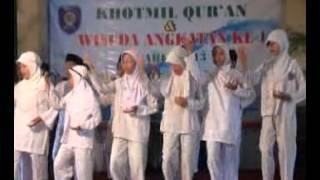 LAGU MUHAMMAD NABIKU by SD MUHAMMADIYAH PLUS SMG