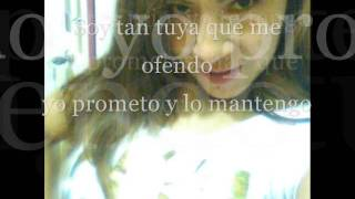 Watch Ambra Te Pertenezco video