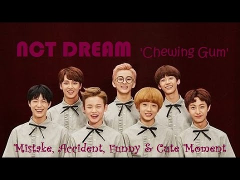 PART 292: Kpop Mistake & Accident [NCT DREAM 'Chewing Gum']