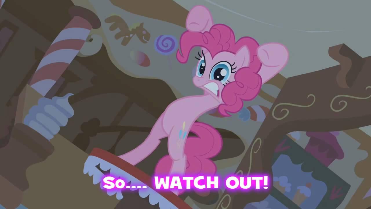 Evil Enchantress Pinkie Pie Karaoke With Lyrics YouTube