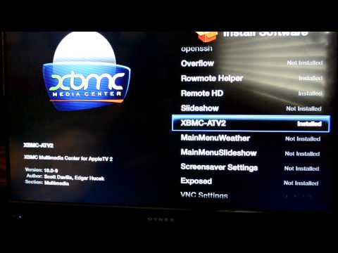NitoTV AppleTV 2 App Review