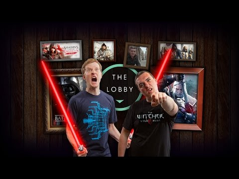 The Witcher 3, Assassin's Creed Chronicles: China and Star Wars: Battlefront - The Lobby