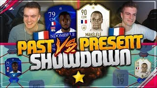 FIFA 19: ICON MAKÉLÉLÉ vs NDOMBELE 🇫🇷🔥 Past vs Present SHOWDOWN! 😱