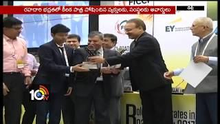 Role Of Corporates in Road Safety | Medchal RDO Srinivas Road Win Award | Delhi