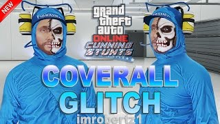 GTA 5 Online - Best Coveralls No Mask Hat Hood Glitch! Modded Clothing! GTA 5 Glitches!